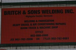 Britch and Sons Welding INC.